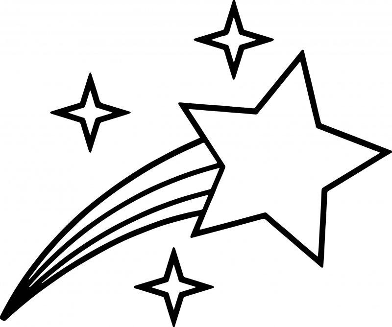 Звездочка картинки трафареты
